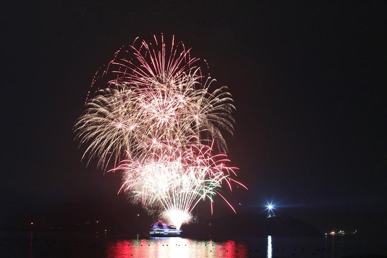 여수불꽃축제 여수밤바다불꽃축제 이사부크루즈 여수크루즈