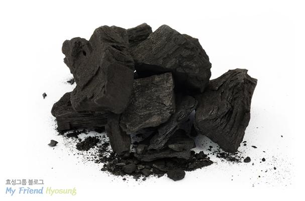 탄소는 지구 상에 가장 널리 분포되어 있는 물질이다