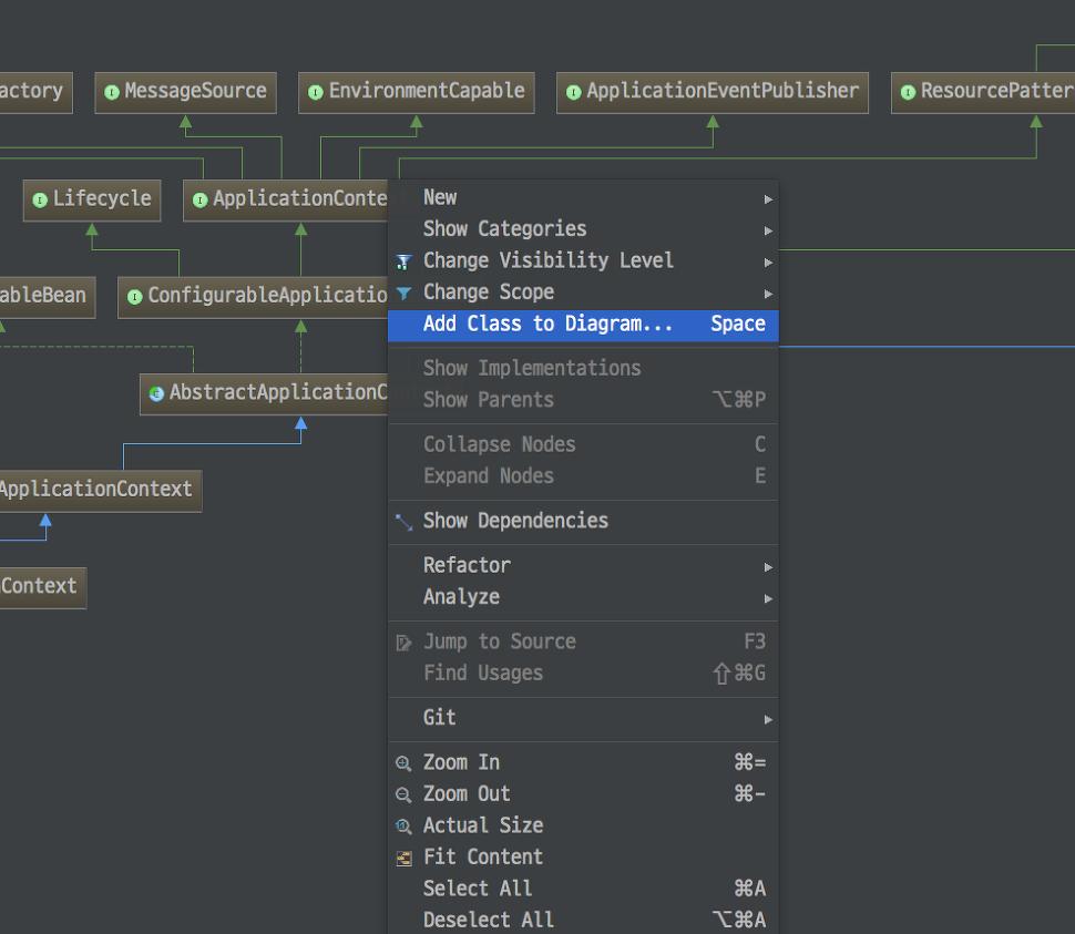 Intellij로 코드 분석하기 #UML(Diagram)