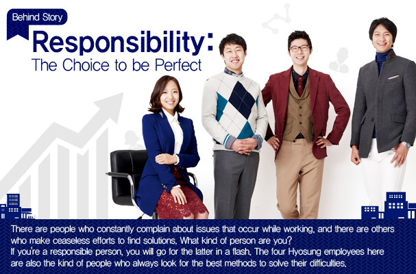 Responsibility: The Choice to be Perfect