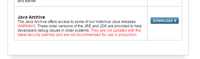 java archive