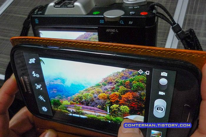 디지털 카메라 사진 공유