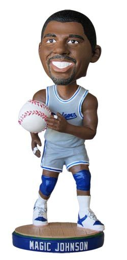Magic Johnson Bobblehead