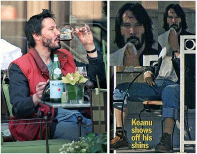 키아누 리브스(Keanu Charls Reeves)
