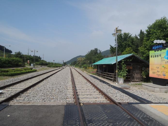 연천 여행코스 신탄리역 백마고지역