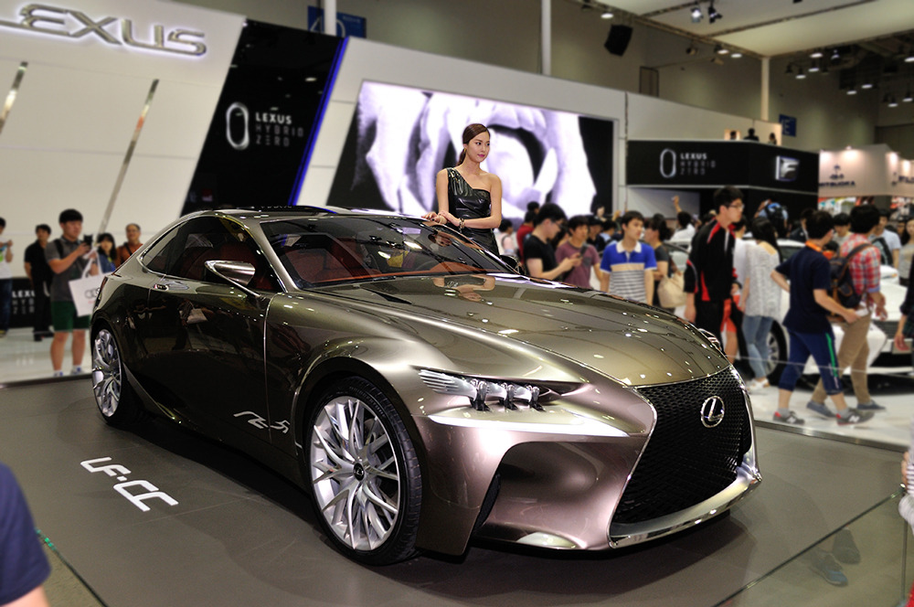Busan International Motor Show 2014