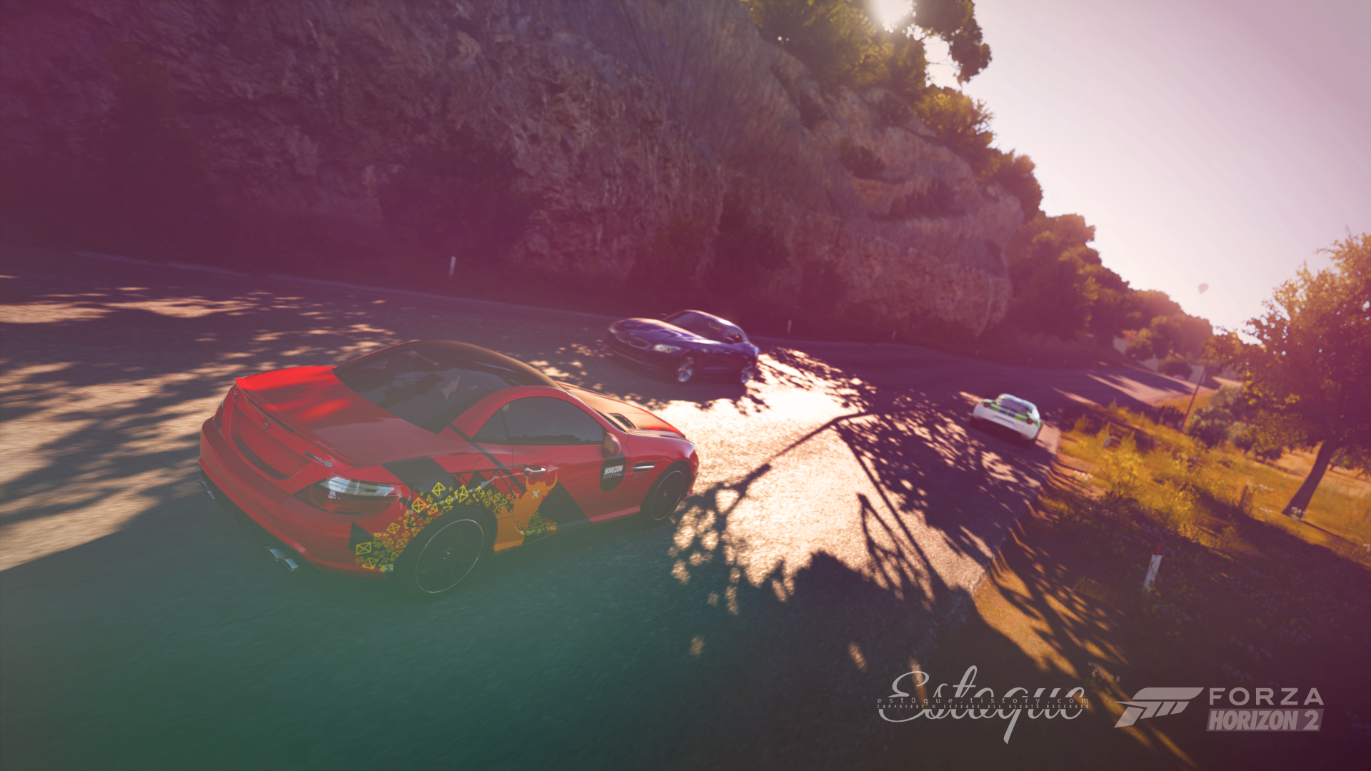 Sunday Morning forza horizon 2