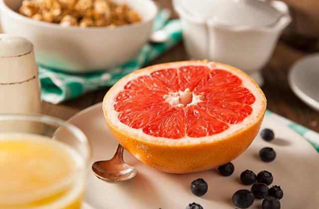 간에좋은식품 자몽효능
