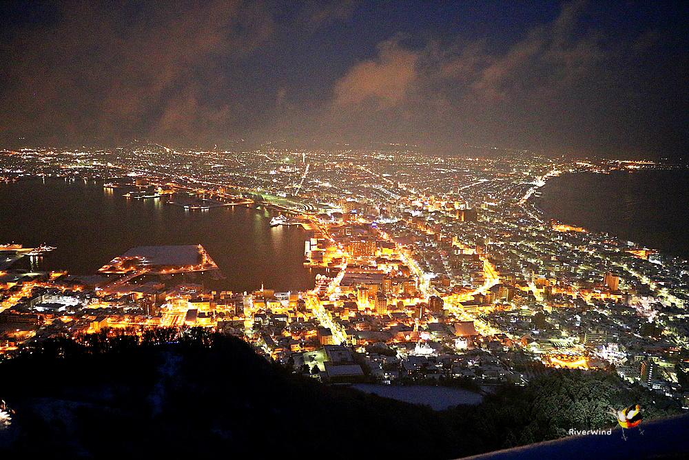 하코다테야경 北海道函館山