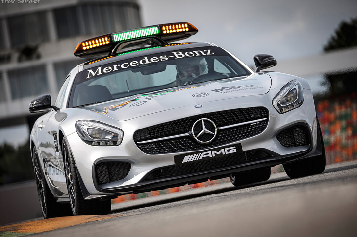 DTM 신형 세이프티 카 공개 - Mercedes-AMG GT S Safety Car DTM 2015