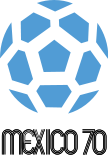 1970 Mexico World Cup logo