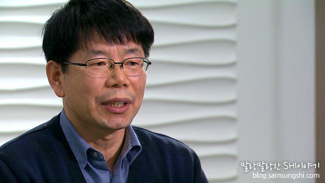 삼성중공업 기술영업 정현채 부장