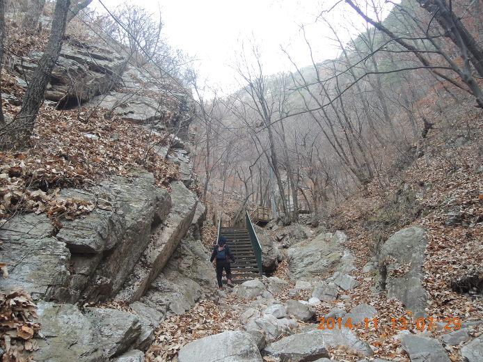 삼악산 등산코스