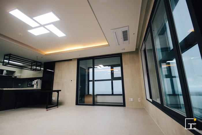 모던하고 심플한 35평 송도아파트 인테리어 홈인테리어 주거인테리어 하우스인테리어