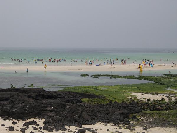 김녕성세기해변