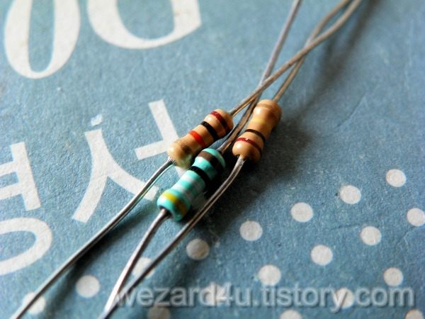 Resistor(저항)