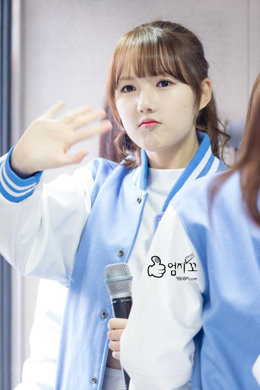 C-STUDIO ::[151222] 여자친구(GFRIEND) 굿모닝FM 전현무입니다 공개방송