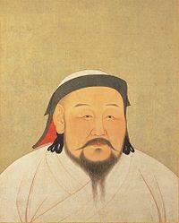 원元 : 세조, 쿠빌라이世祖, Хубилай хаан