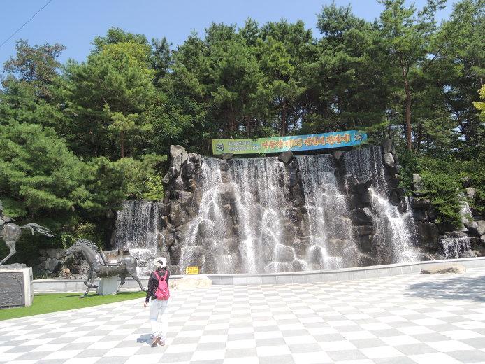 상주 관광코스 경천대관광지