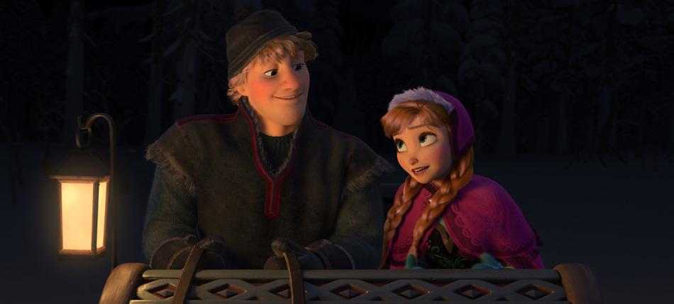 겨울왕국(Frozen) 크리스토프의 코딱지 의견에 대한 디즈니의 입장표명 (엔딩 크레딧)