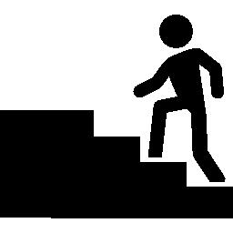 games-player-upgrading-level-symbol