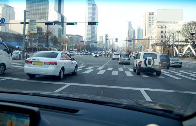 운전 잘하는 법이 필요하다! 초보운전 탈출 팁  - 차선 변경 편
