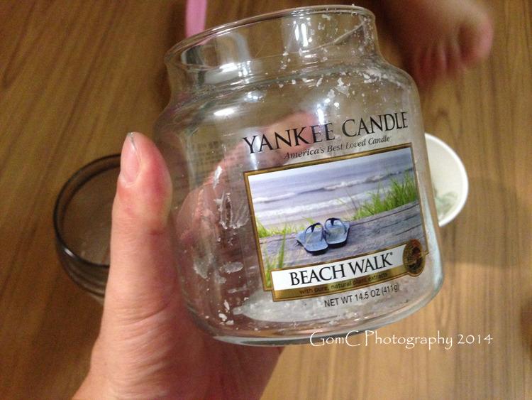 향초 재활용으로 '티라이트 캔들' 만들기2