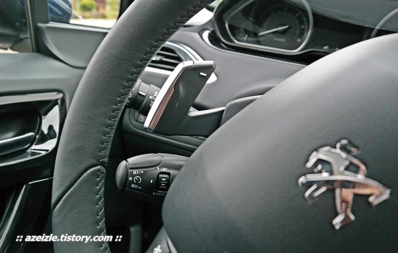 peugeot new 208 test drive