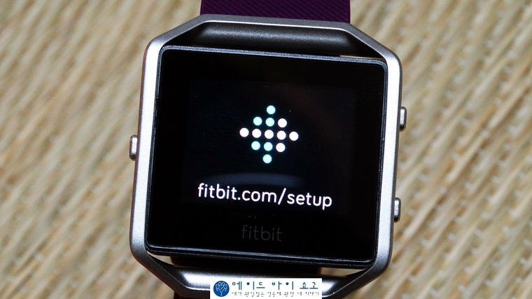 fitbit, 핏비트, 핏비트 블레이즈, fitbitblaze, 블레이즈, 웨어러블, 스마트워치,