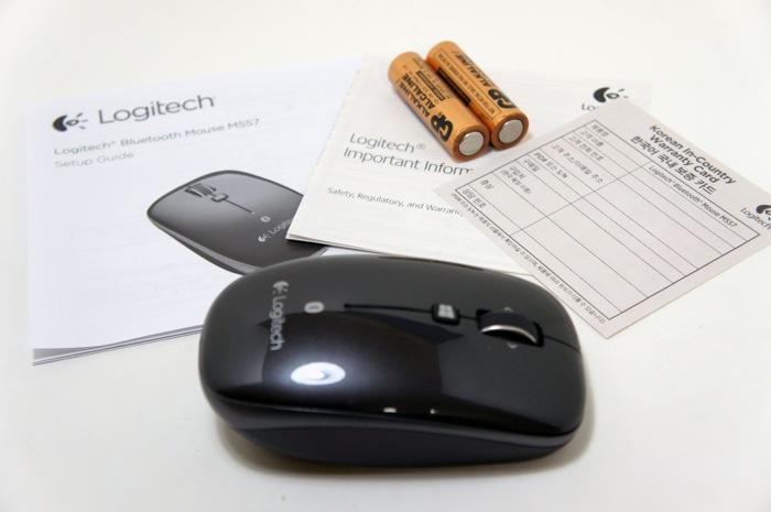 it, 리뷰, 로지텍, logitech, 블루투스, 마우스, M557, 맥북에어, 맥북프로, 맥, 사용기, 후기, 설정, 세팅