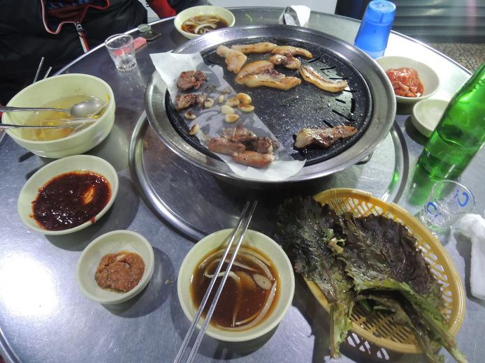 김해 뒷고기 맛집 한일뒷고기