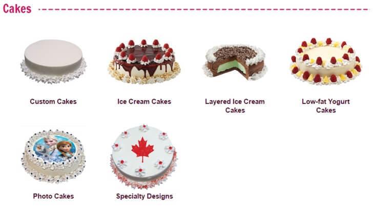 아이스크림 케이크