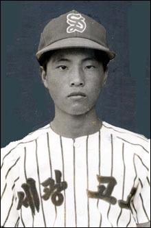 야구인들의 고교 시절 사진들