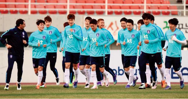 러시아월드컵 최종 예선
