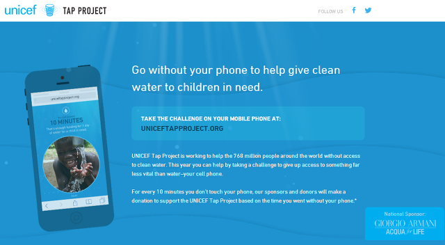 UNICEFTAPPROJECT.ORG