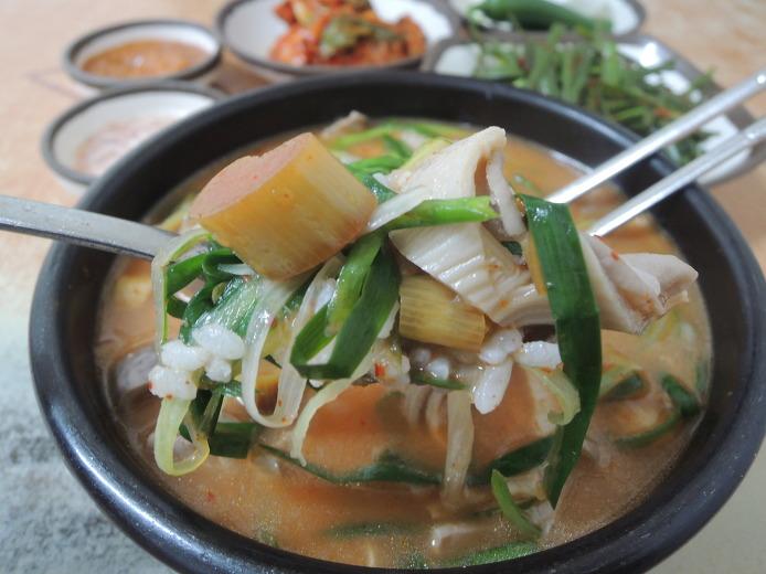 밀양먹거리 돼지국밥맛집 설봉돼지국밥