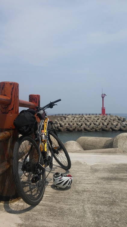 jeju bicycle round day 2