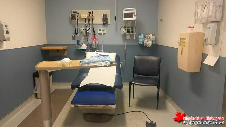 캐나다 병원