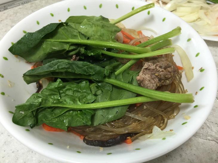 오늘뭐먹지 잡채, 전자레인지 잡채, 잡채 전자렌지, 오늘뭐먹지 레시피, 잡채 만드는 방법, LTE잡채, 신동엽 성시경 오늘뭐먹지