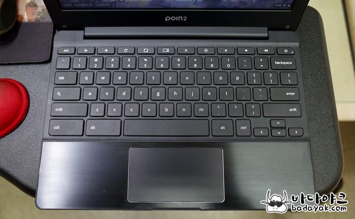 포인투랩 크롬북11(Poin2Lab Chromebook11) 사용 후기