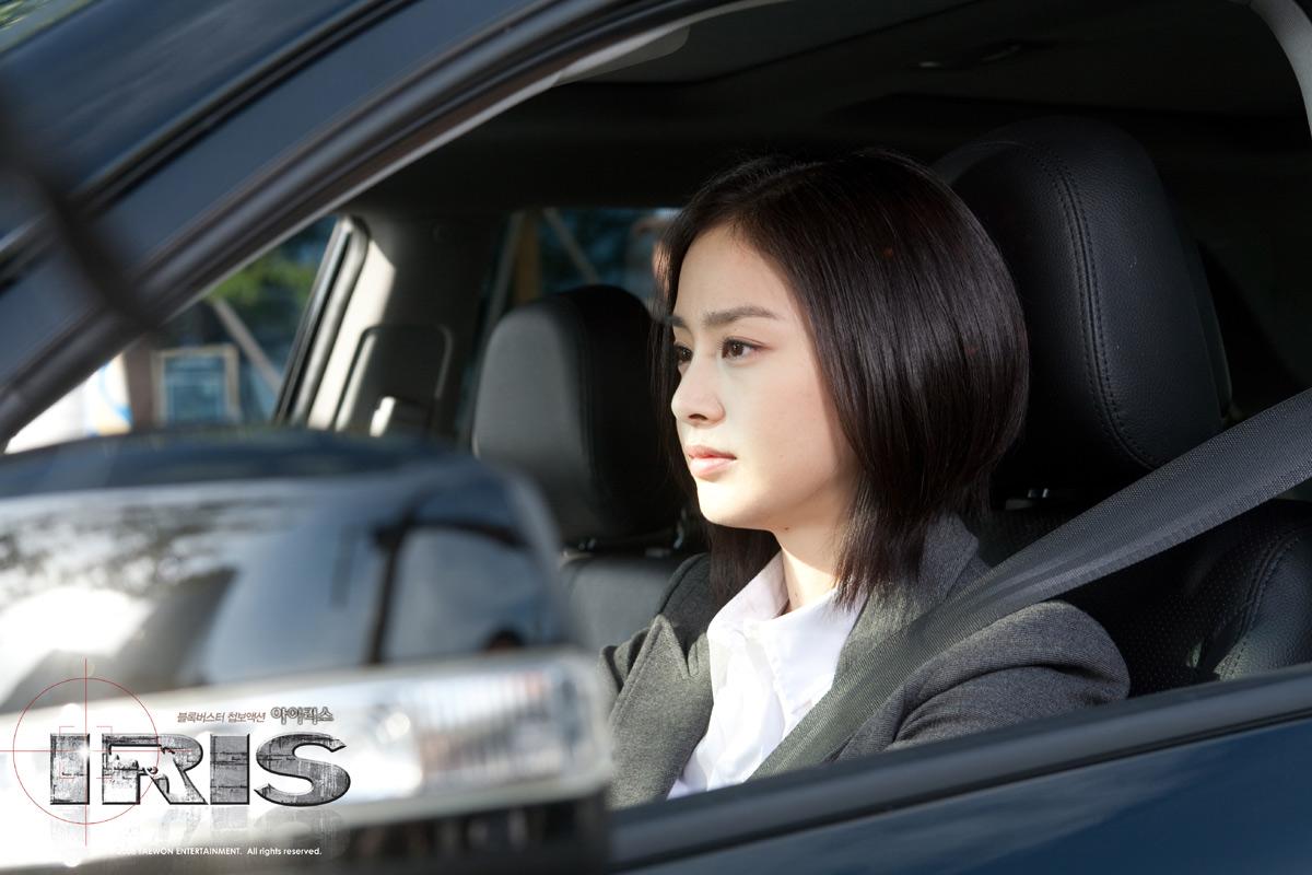 김태희 아이리스 사탕키스