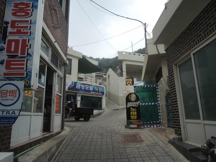 홍도 숙박 모텔 펜션 정보