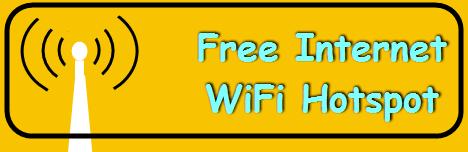 Free InterNet Hotspot