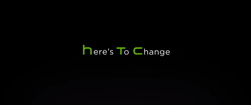 Here's To Change