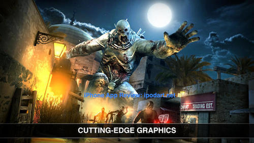 DEAD TRIGGER 2 아이폰 아이패드 베스트 무료 게임