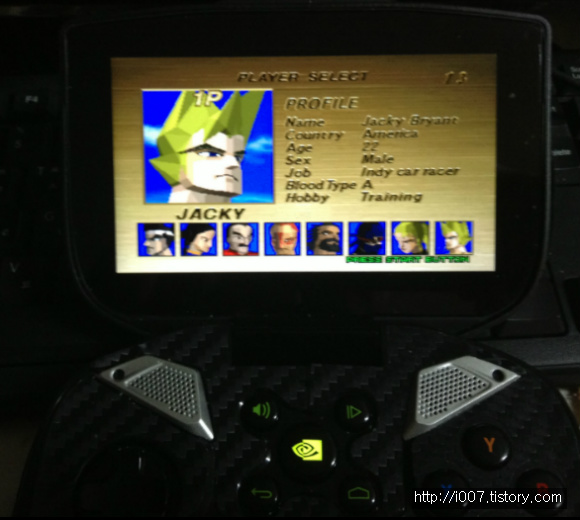 강월드 강철현 블로그 :: 세가 32X RetroArch 에뮬 너클스 카오