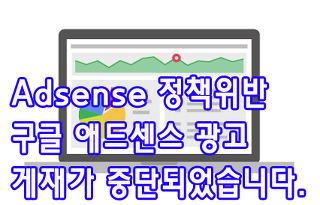 애드센스,정책위반,adsense,광고게재속임수,reddreams