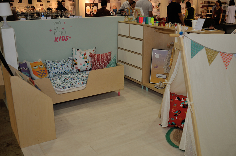 pusan BEXCO home table deco fair 2013