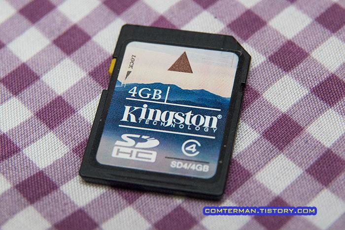 Kingston 킹스톤 SD메모리 카드