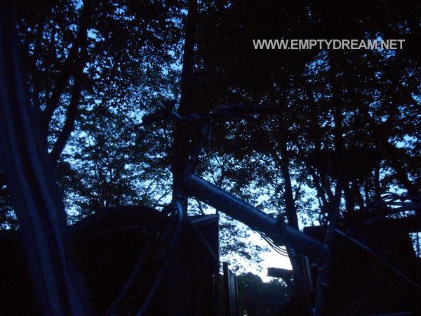홋카이도 여행 첫날 아오바 공원 캠핑장에서 - 홋카이도 자전거 캠핑 여행 1